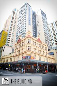 Sydney Best Hostel Building
